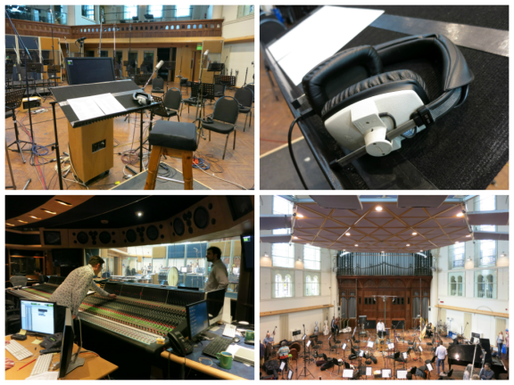 AIR Studios Collage 1