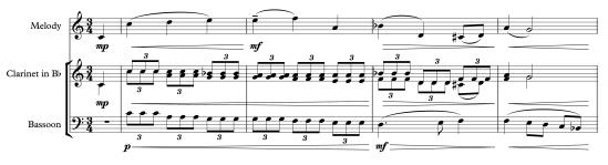 Alicia & Julio Theme Pt 1b orchestrated